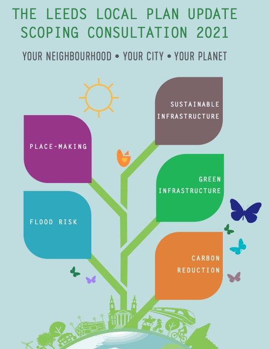 The Leeds Local Plan update 2021 Your neighbourhood, your city, your planet